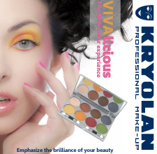 Make-up-Fachkongress beautykon 2012 - Partner Kryolan